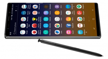 фото Samsung Galaxy Note 9 в обзоре